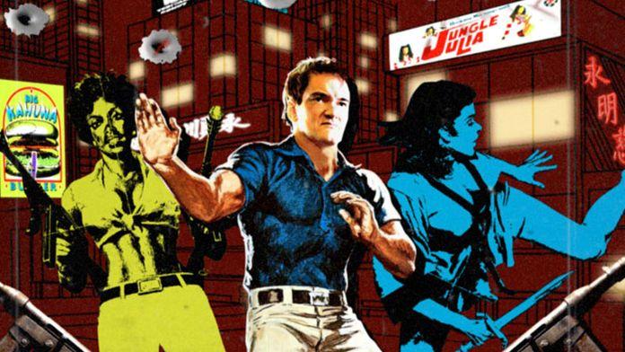 Quentin Tarantino, le disciple de Hongkong