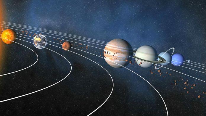 Voyages au centre de l'univers