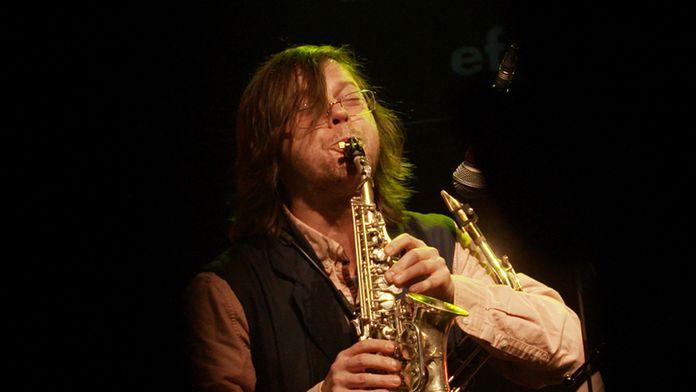 EFG London Jazz Festival 2017 : Zhenya Strigalev's Never Group