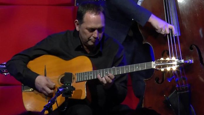 Tribute to Django Reinhardt : Rosenberg meets Beets