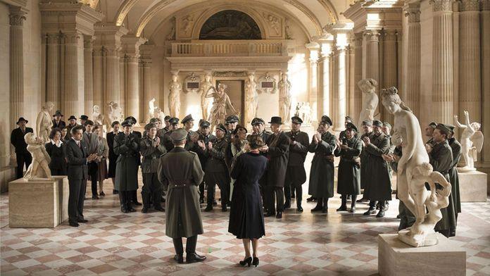 Francofonia : le Louvre sous l'occupation
