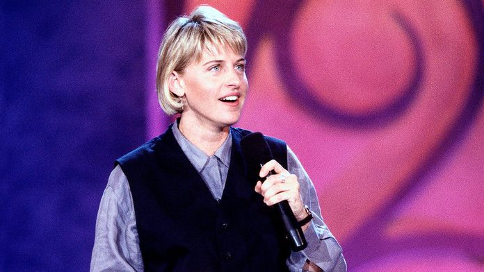One Night Stand : Command Performance : Ellen DeGeneres