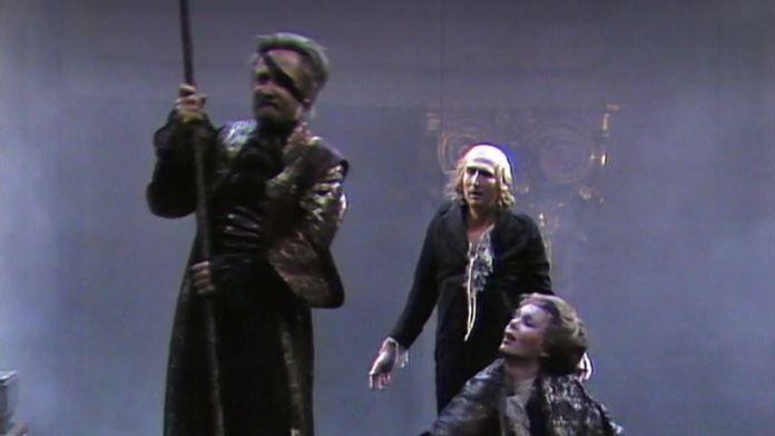 Wagner - L'Or du Rhin - Boulez, Chéreau