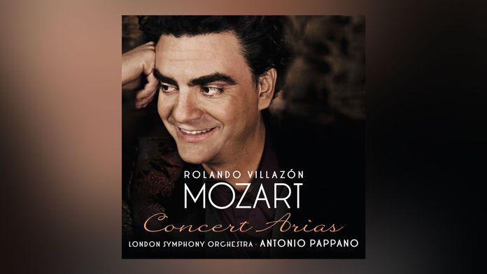 Rolando Villazón - Mozart - Concert arias