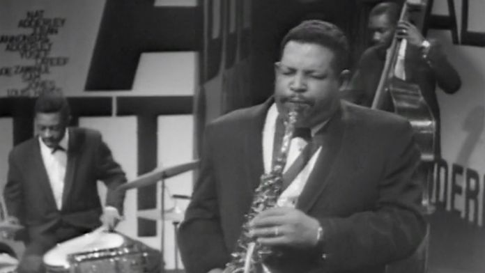 J.E. «Cannonball» Adderley live in Switzerland