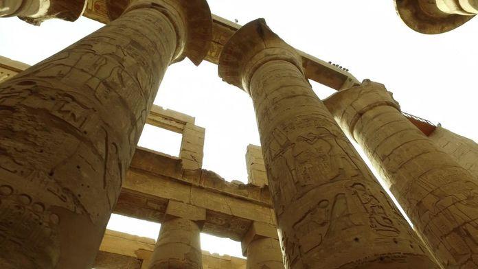 Les derniers mystères d'Egypte