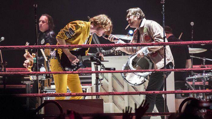 Arcade Fire en concert à Paris 2018