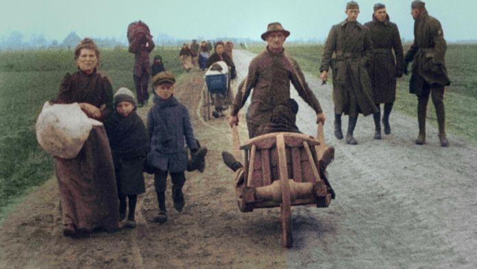 Apocalypse : la paix impossible, 1918-1926 - S6