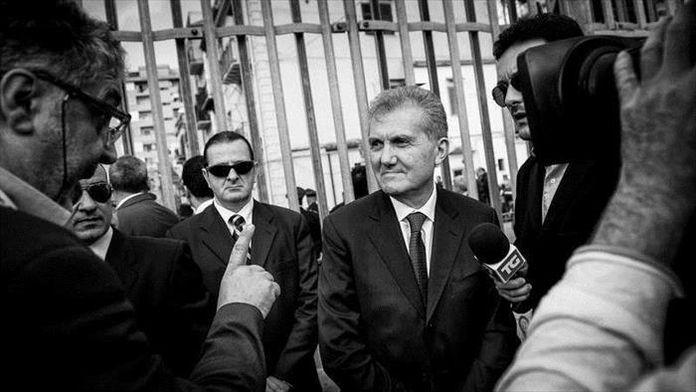 Toto Riina, parrain de la mafia italienne