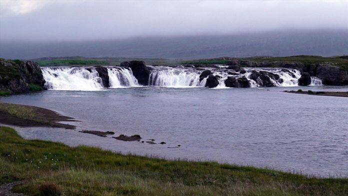 Fishing Trip en Islande