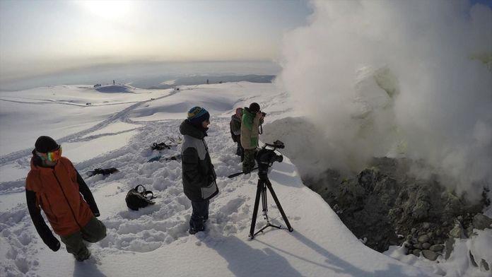 La glisse au naturel à Hokkaido