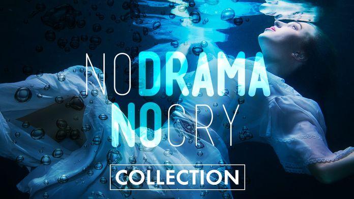 No drama no cry