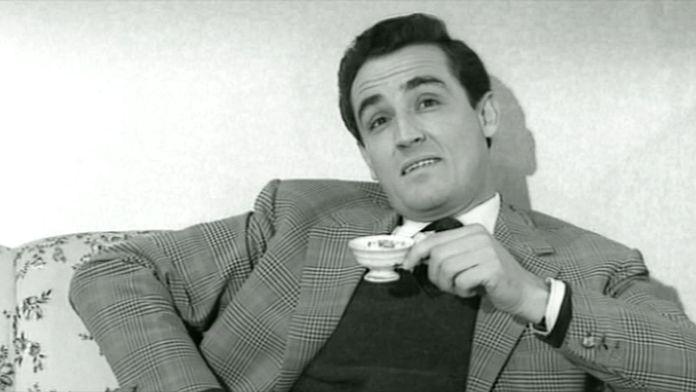 Vittorio Gassman, le flamboyant