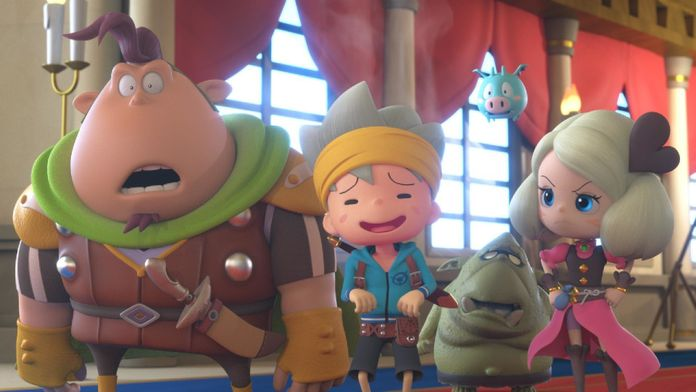 Snack World : on va croquer du méchant