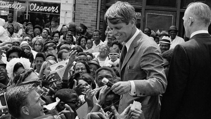 Bobby Kennedy, un président perdu pour l'Amérique
