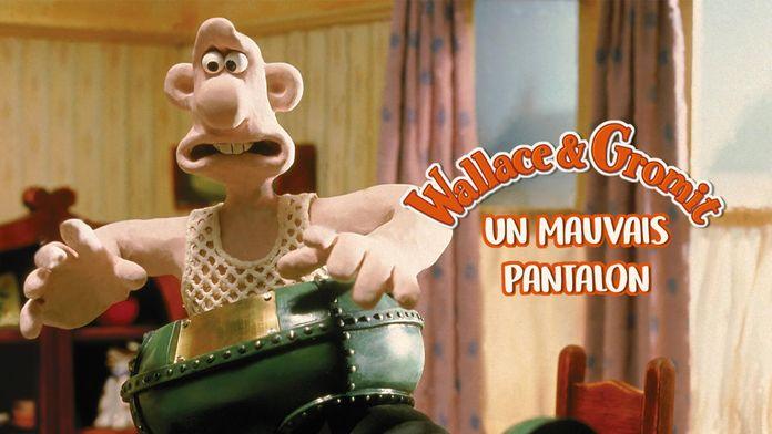 Wallace & Gromit : un mauvais pantalon