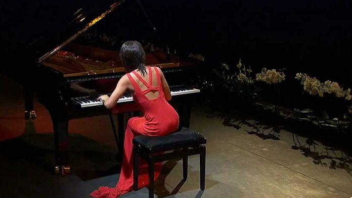 Yuja Wang joue Schumann, Schubert, Prokofiev et Scriabine