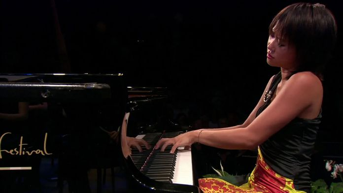 Yuja Wang joue Rachmaninov, concerto pour piano no. 2