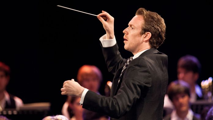 Daniel Harding dirige Schumann et Brahms