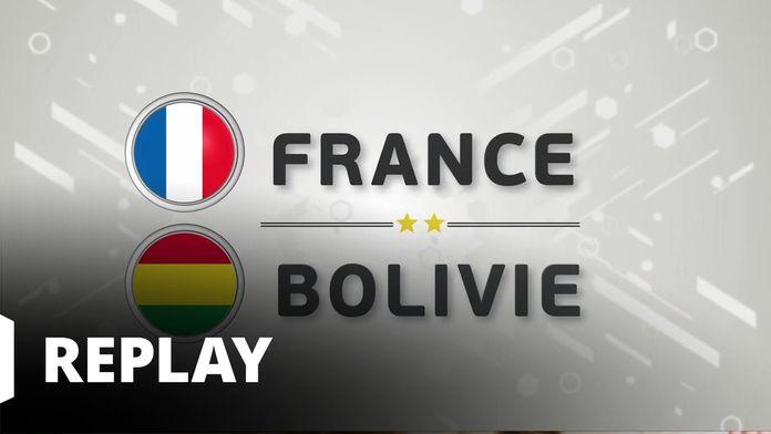 France / Bolivie