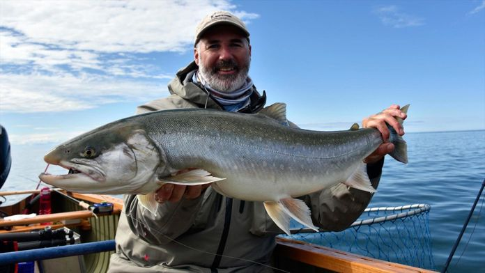 Expédition de pêche au Nunavik