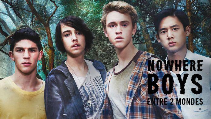 Nowhere Boys : entre deux mondes