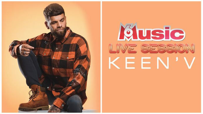 M6 Music Live Session : Keen'V