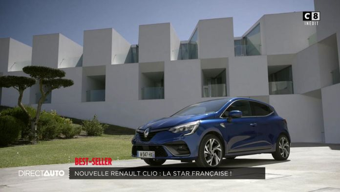 Best-seller : Nouvelle Renault Cli