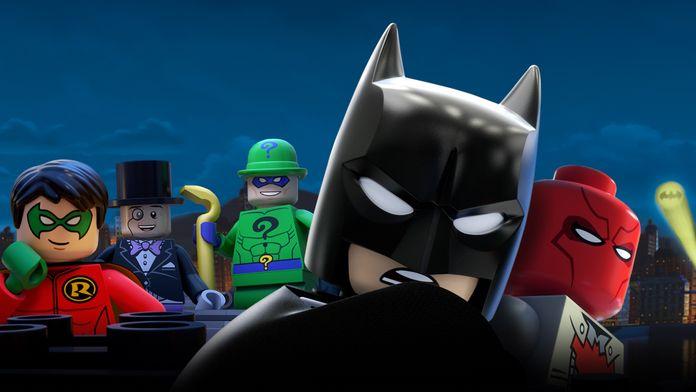 Lego DC Batman : une histoire de famille