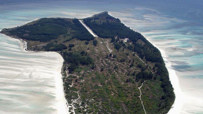 Les îles Eparses avec Sylvain Tesson