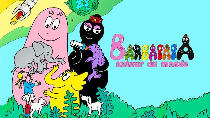 Barbapapa Autour du Monde
