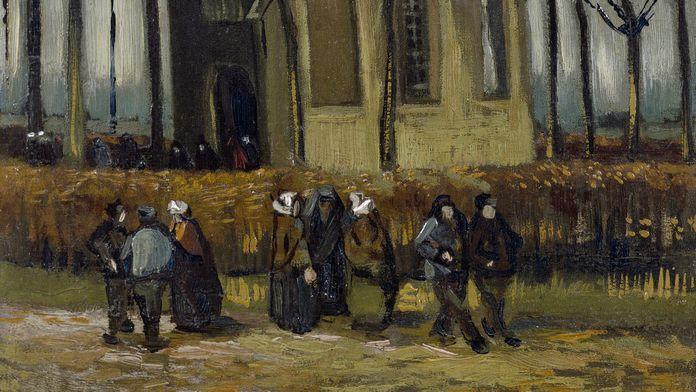 Sur la piste des Van Gogh