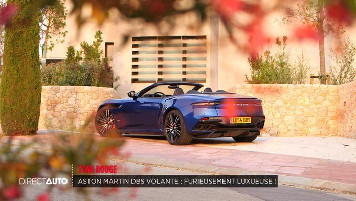 Zone Rouge : Aston Martin DBS Vola