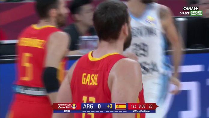 Le 3 points de Marc Gasol