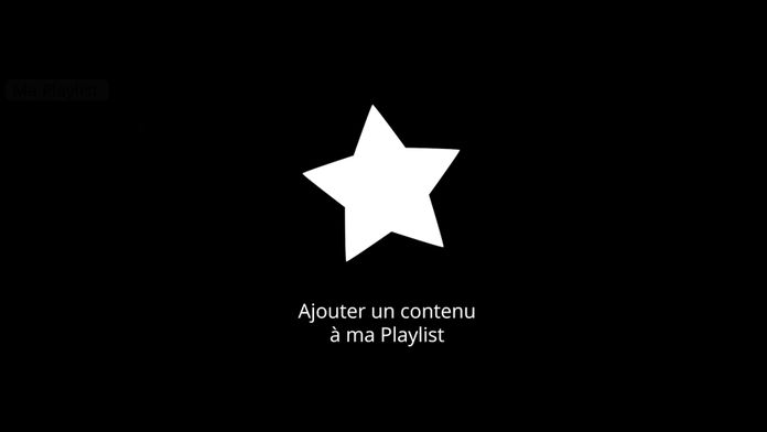 Utiliser la Playlist