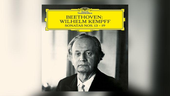 Wilhelm Kempff - Beethoven : Piano Sonatas Nos. 13 - 19