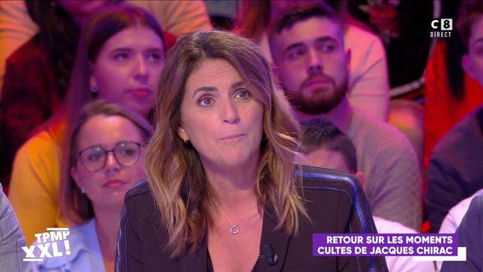 """Valérie Bénaim : """"J'ai eu la chance de rencontrer Jacques Chirac, il est éminemment sympathique"""""""