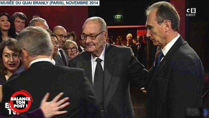 La dernière apparition télé de Jacques Chirac en 2014