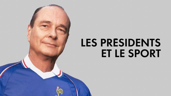 Les présidents et le sport