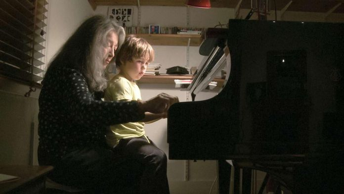 Bloody Daughter, Martha Argerich sous le regard de sa fille