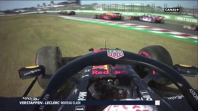Verstappen - Leclerc : Nouveau clash