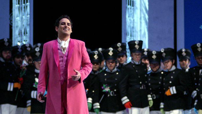 Rossini - Le Barbier de Séville : Teatro Real de Madrid (Madrid, Espagne), 2005