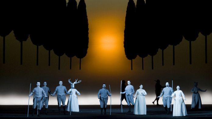 Verdi - L'Orfeo : Teatro alla Scala (Milan, Italie), 2009