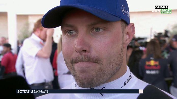 "Bottas : ""Hamilton a fait une meilleure saison que moi"""
