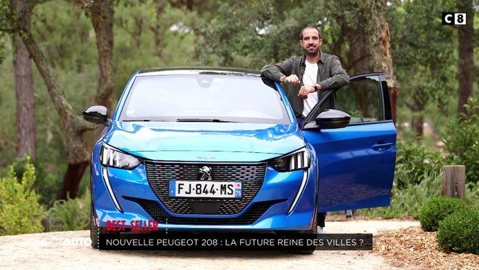 Best-seller: Nouvelle Peugeot 208