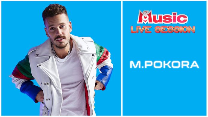 M6 Music Live Session : M Pokora