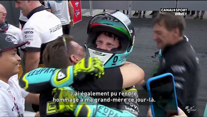 Recap Moto 3 FP1 - Interview Lorenza Dalla Porta