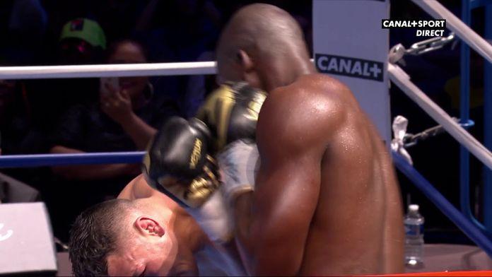 Quelle fin de combat exceptionnelle entre Hervé Lofidi et Vasil Ducar