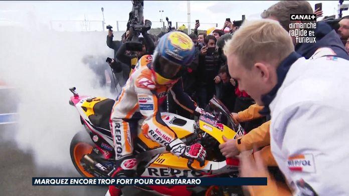 Les adieux de Jorge Lorenzo en Moto GP