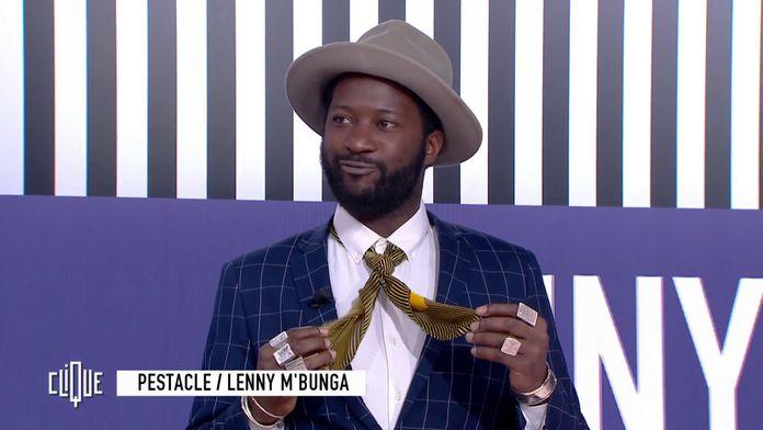 Lenny M'Bunga (ne) blague (pas) avec l'immigration